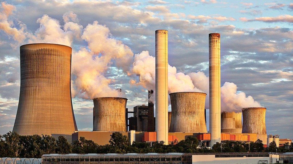 Energiewirtschaft Klimawandel