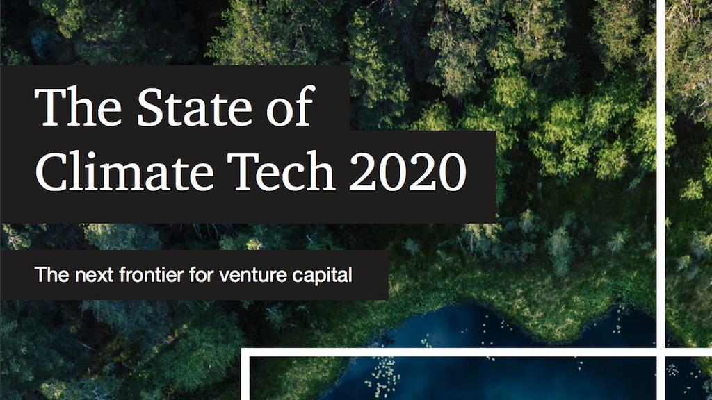 Climate Tech Markt und Investitionen