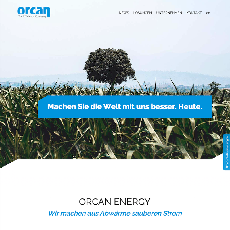 Orcan Energy