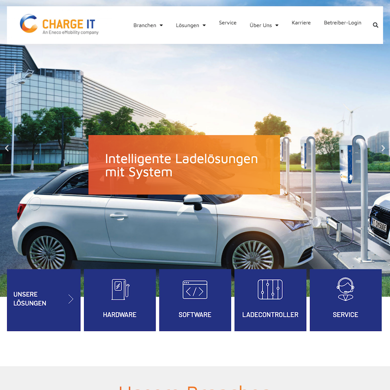chargeIT mobility