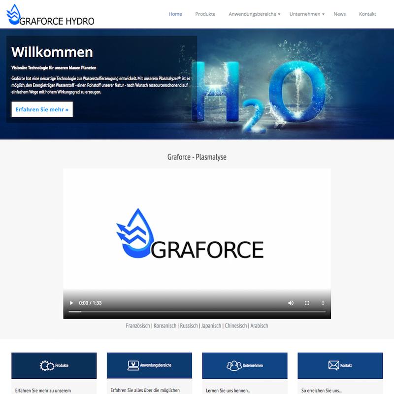 Graforce Hydro