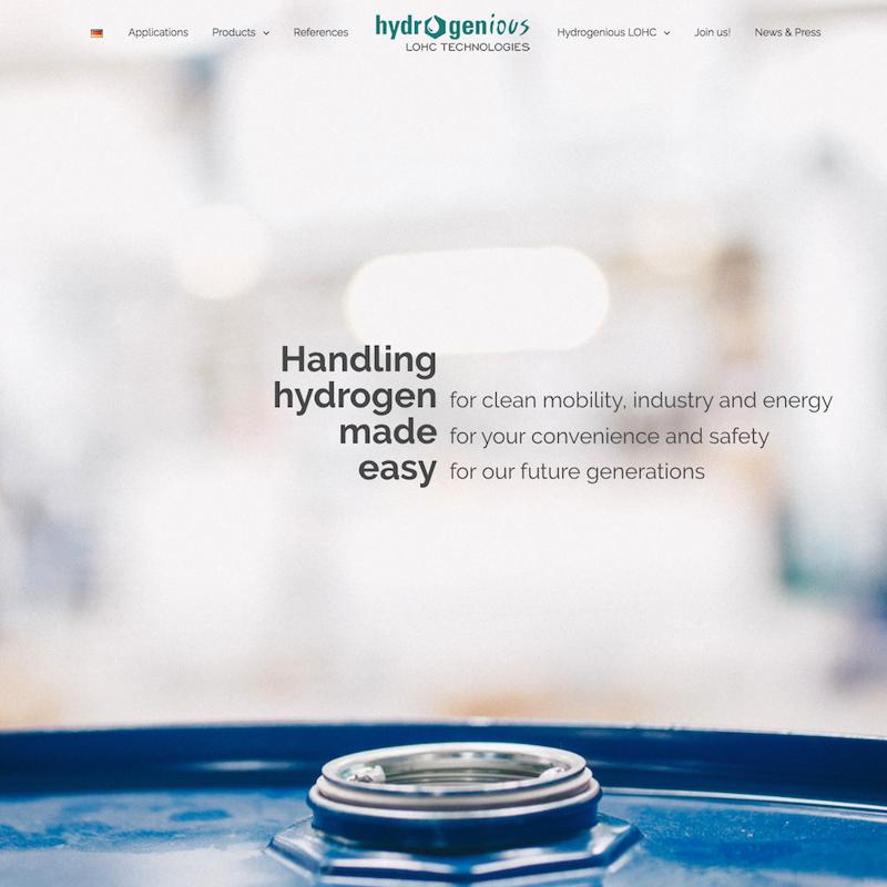 Hydrogenious