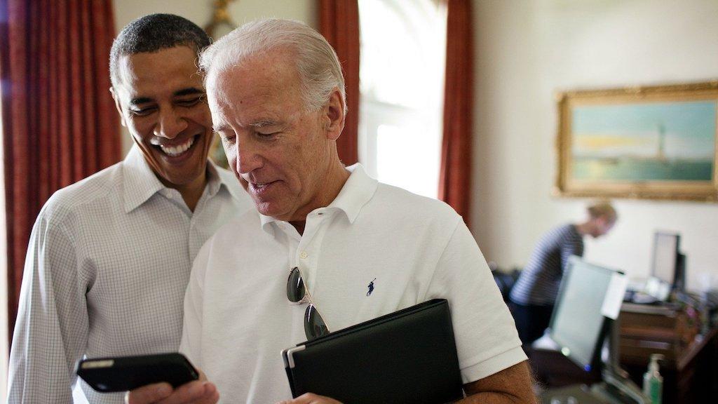 Joe Biden Climate Tech