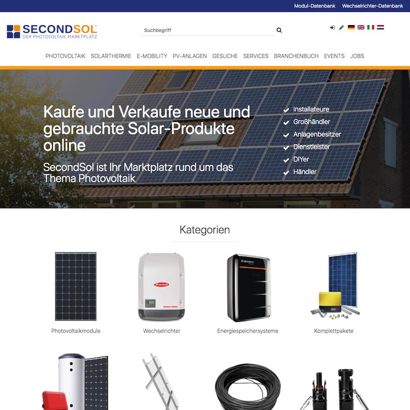 SecondSol