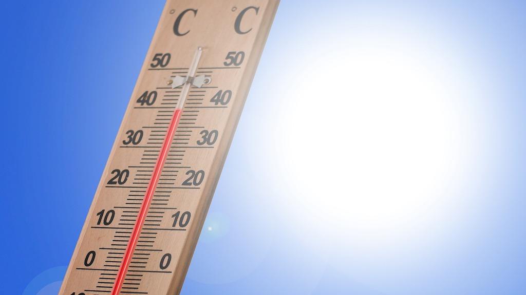 Klimawandel Hitzerekord