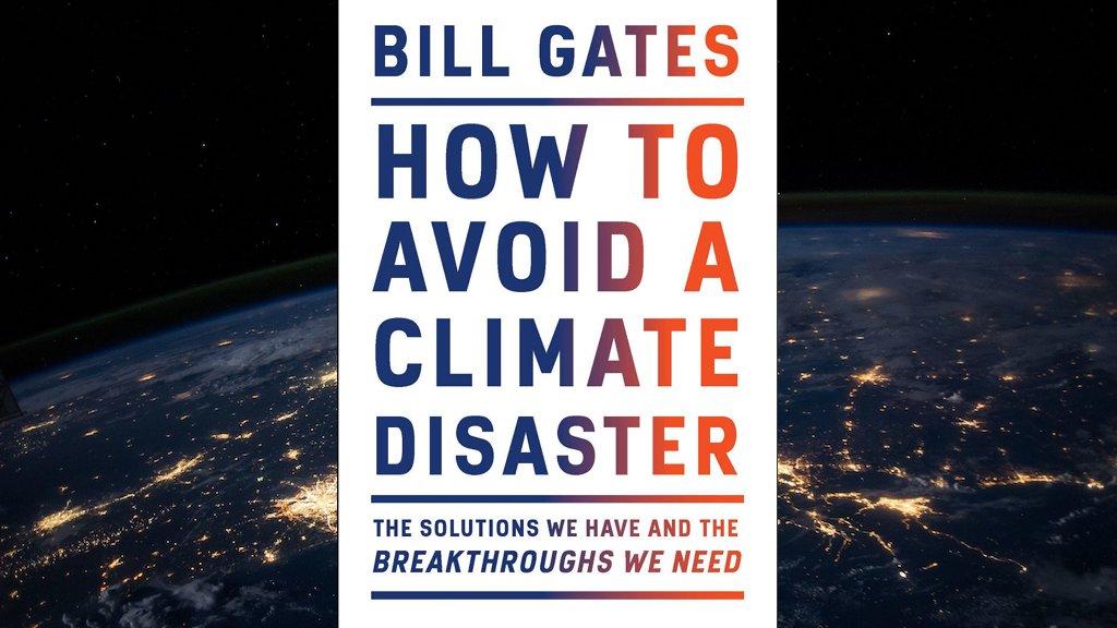 Bill Gates Klimawandel Buch