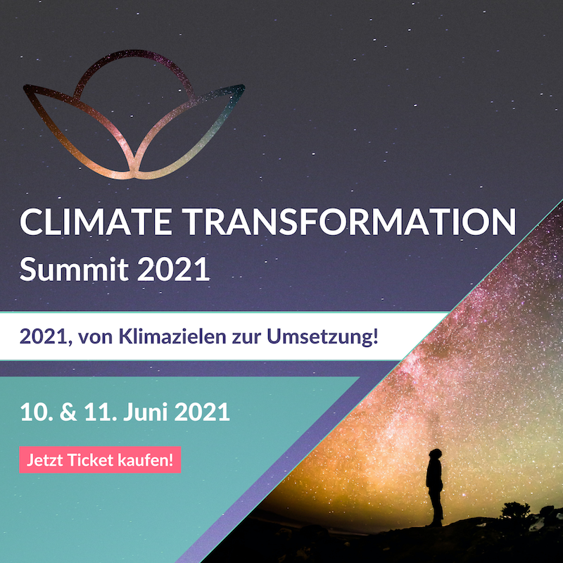 CLIMATE TRANSFORMATION Summit 2021
