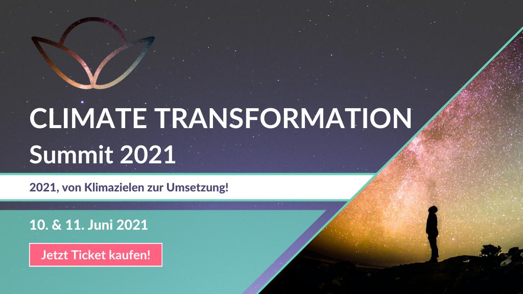 CLIMATE TRANSFORMATION Summit 2021